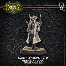 Hordes Grymkin Lord Longfellow PIP76025 NIB NEW!