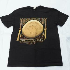 Neil Young and Crazy Horse Psychedelic Pill 2012 Tour T-Shirt Size L