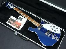 Rickenbacker 620 Midnight Blue / Electric Guitar w/ Original HC made in 2008 USA
