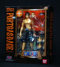 Bandai One Piece SH SHF S.H.Figuarts Portgas D. Ace Action Figure BRAND NEW