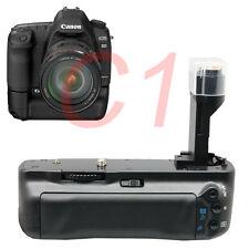 Battery Grip Pack  for Canon 5DII 5D Mark II 2 DSLR Camera as BG-E6