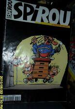 2000 Spirou Large Comic Magazine #3270 Humour Satire Free Shipping