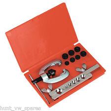 SEALEY Brake Pipe Flaring Kit 9pc ak505