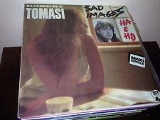 "ROBERT TOMASI - SAD IMAGES 12"" MAXI ITALO DISCO"