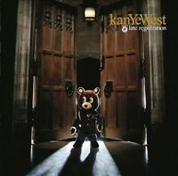 Late Registration by Kanye West (CD, Aug-2005, Roc-A-Fella) Disc Only - No Case