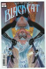 Black Cat # 2 J Scott Campbell Cover A NM DC