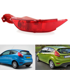 Left Rear Side Bumper Reflector N/S Fog Light Lamp For Ford Fiesta MK7 LL1171