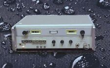 Hp Signal Generator Model 8616a 18 To 45 Ghz For Parts Not Working