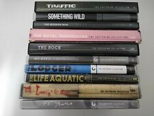 CRITERION COLLECTION DVD BLOWOUT!!! 10 DISC LOT!!!