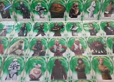 Topps Star Wars Masterwork 2018 GREEN PARALLEL Base Set Card - Choose your Card!