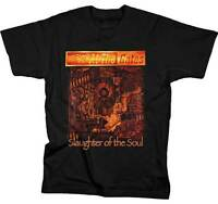 AT THE GATES Slaughter Of The Soul T SHIRT S-M-L-XL-2XL New Official MerchDirect