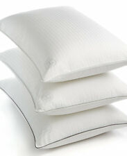 Hotel Collection Siberian White Down KING Firm Pillow MSRP $440 Bedding B3097