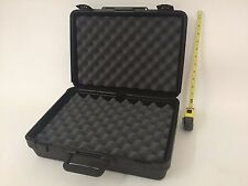 "16"" Hard Shell Tactical Case.Hand Gun, Camera, Electronics, Equiptment Travel"