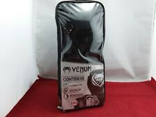 Venum Contender Boxing Gloves (Synthetic Leather)- 16oz - Black- NEW