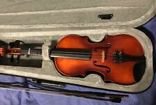 1976 Roderich Paesold 1/2 Violin Model No 801-1/2 W/Case