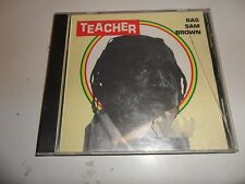 Cd  Teacher von Ras Sam Brown