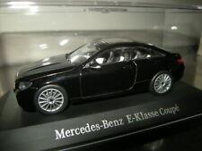1:43 iScale Mercedes-Benz E-Klasse Coupe Obsidianschwarz/black in OVP