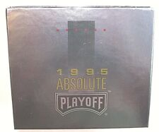 1995 Playoff Absolute EMPTY Box FOOTBALL