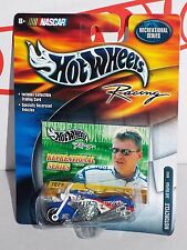 Hot Wheels Nascar Recreational Series Motorcycle Scorchin' Scooter Burton Citgo