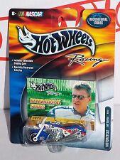 Hot Wheels NASCAR Recreational Series Motorcycle Scorchin' Scooter Burton CITGO
