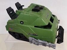 GI Joe Vehicle Mobile Battle Bunker Tread B 1990 Original Part