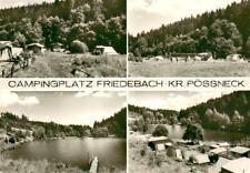 73675757 Friedebach_Kroelpa Campingplatz Waldweiher Friedebach Kroelpa