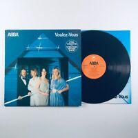 ABBA - Voulez-Vous (1979) LP Album Vinyl Record + Inner Sleeve EPC 86086