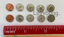 Mini Coins Money for American Girl 18 inch Doll Purse Accessory  LOVVBUGG HAS IT