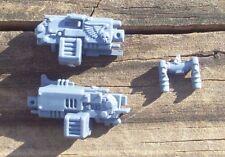40K Space Marines Rhino Storm Bolter Bits