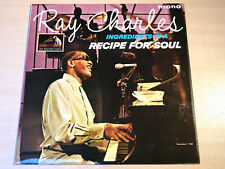 EX/EX !! Ray Charles/Ingredients In A Recipe For Soul/1963 HMV Mono LP