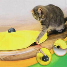 2017 Pet Cat Toy Undercover Cats Meow Play Fabric Moving Mouse For Cat Funny