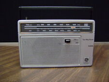 General Electric 7-2660C Tested Works Great Nice AM/FM Radio Model