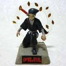 KAGEMARU Mini Diorama Figure Iga Ninja Manga Yokoyama Mitsuteru Comic Toy Mint