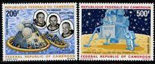 Cameroun 1969 Moon Landing set Sc# C135-36 NH