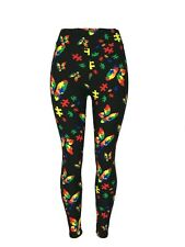Autism Awareness Butterflies Puzzle Tall & Curvy Yoga TC Buttery Soft FREE SHIP