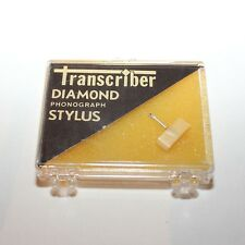 transcriber ps-105 diamond phonograph stylus nadel elac sm103