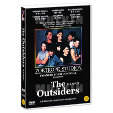 The Outsiders (1983) DVD - Patrick Swayze, Matt Dillon (New *Sealed *All Region)