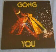 GONG - YOU, LP, VIRGIN VR 13-113, PRE-OWNED