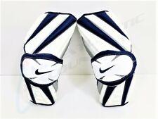Nike Huarache Lacrosse Arm Guards Large White/Navy