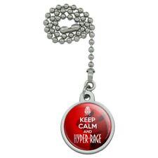 Farscape Keep Calm And Hyper-Rage Ka D'Argo Luxan Ceiling Fan Light Pull Chain