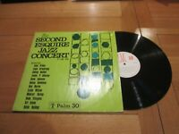 THE SECOND ESQUIRE JAZZ CONCERT - 17/01/1945 - USA 10-track vinyl LP