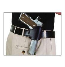 Bianchi Foldaway Belt Slide Concealment Holster Colt 1911/More Black Right 25214