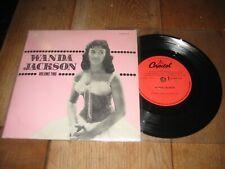 Wanda Jackson EP.A1.Sticks and stones.A2.Stupid cupid.(3705)