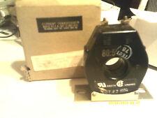 GE6 Current Transformer 15RBT800 Ratio 80:5