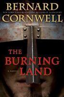 The Burning Land (Warrior Chronicles) by Cornwell, Bernard