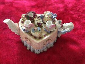 ornamental decorative teapot