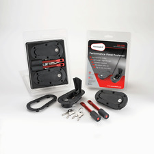 AeroCatch 120-2100 Flush Plus Black Hood Pin Latch Set Locking - Pair