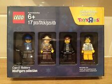 LEGO 5004574 GUARDIE E LADRI minifigura Collection Set bricktober