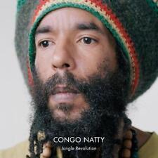 Congo Natty - Jungle Revolution (NEW CD)