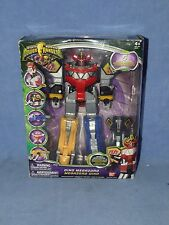 Mighty Morphin Power Rangers Deluxe Dino Megazord 100% BOXED RARE